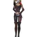 Batman Arkham City : Harley Quinn taille réelle
