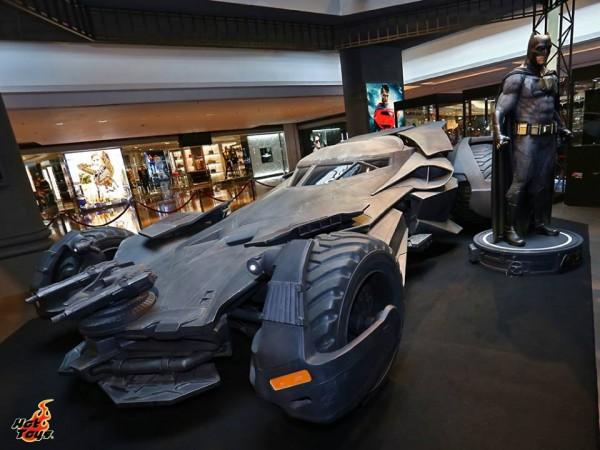 Hot Toys Batman v Superman : Down of Justice x Festival Walk Mall Event 2016