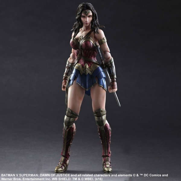 Batman vs Superman : Wonder Woman Play Art Kai