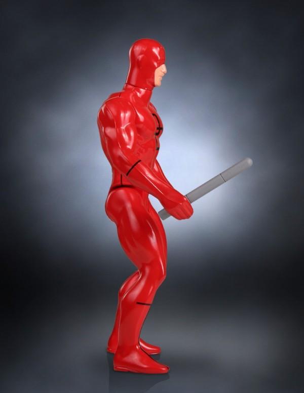 Daredevil Jumbo Figure – Marvel Secret Wars