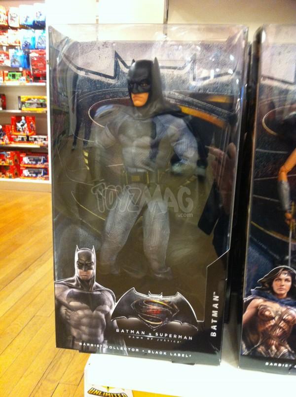 Barbie Collector Batman v Superman