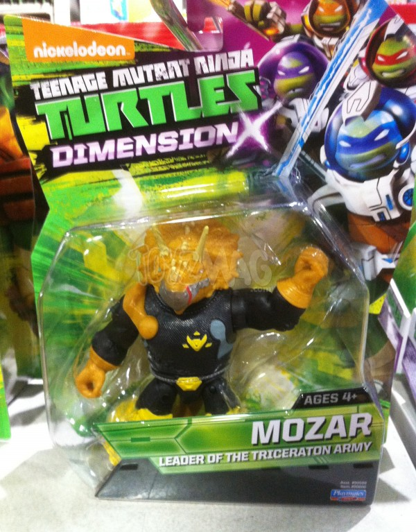 jouets et figurines Tortues ninja dimension X