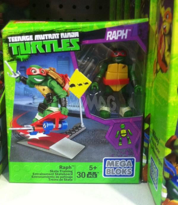 Tortues Ninja – Mega Bloks