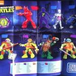 Dispo en France : Tortues Ninja, Mega Bloks et Hot Wheels Captain America