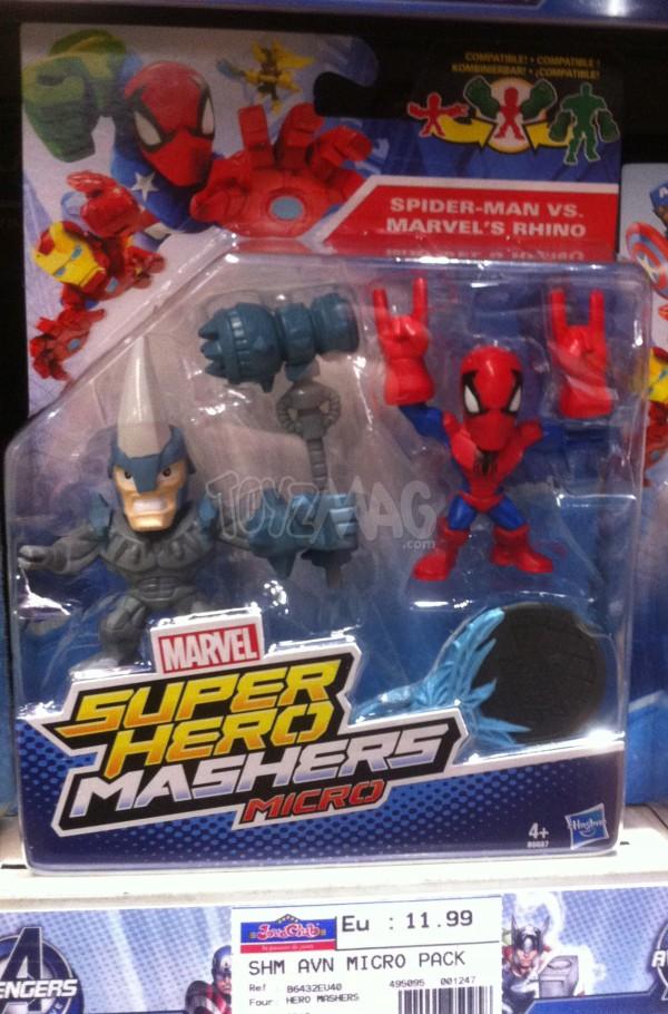 Marvel Super Hero  Masher Micro