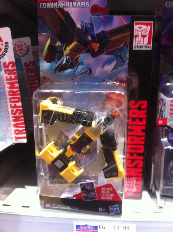 Transformers Combiner Wars