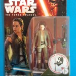 Review Star Wars Rey (Resistance Outfit) 10cm