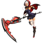 Livie Collete de God Eater 2 Rage Burst