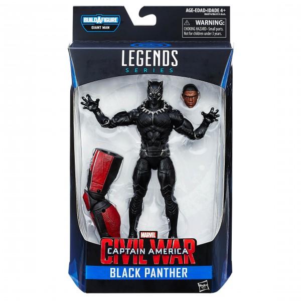Marvel Legends Captain America Civil War BLACK PANTHER