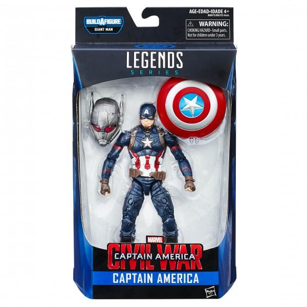 Marvel Legends Captain America Civil War CAPTAIN AMERICA