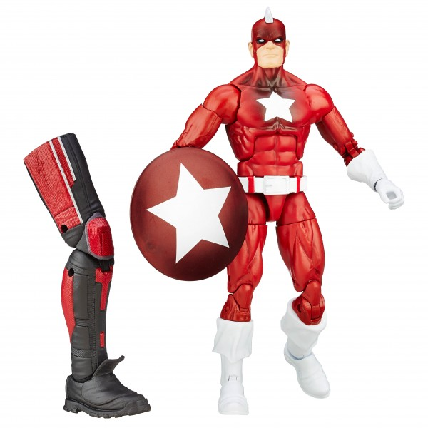 Marvel Legends Captain America Civil War RED GUARDIAN