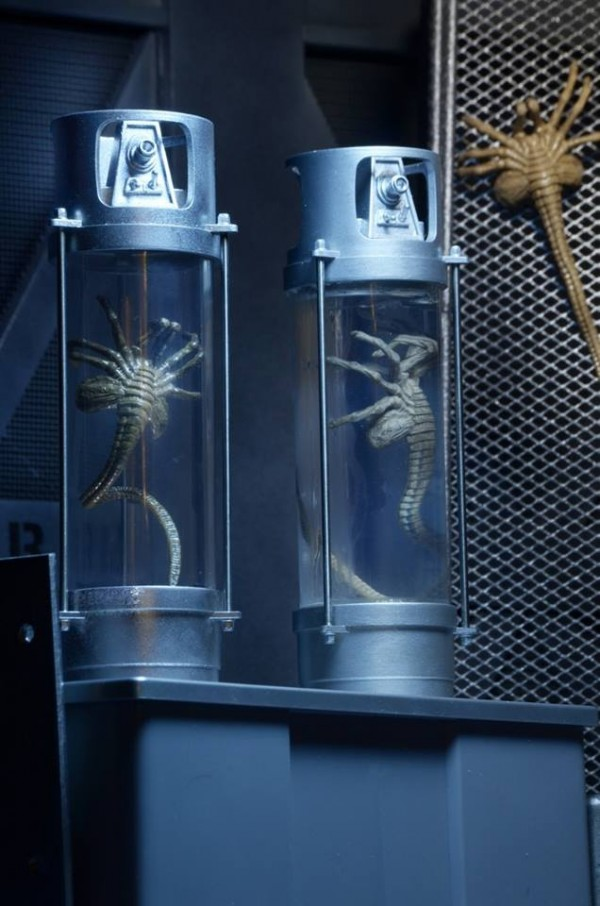 Aliens – Accessory Pack – 30th Anniversary Deluxe Creature Pack NECA
