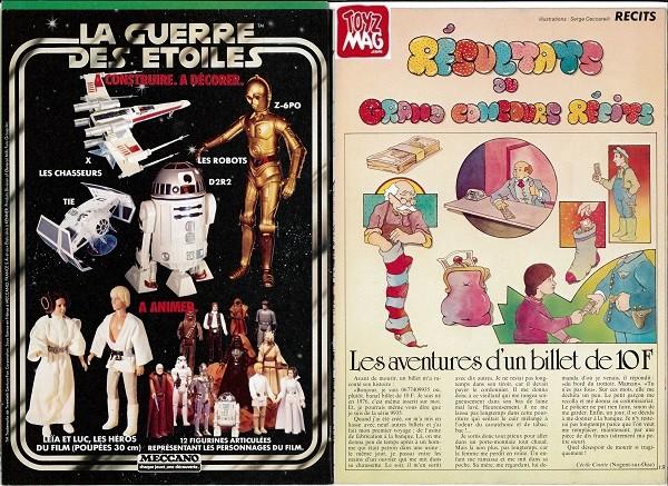 Okapi 1978 pub jouets
