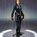 S.H.Figuarts Black Widow les images officielles