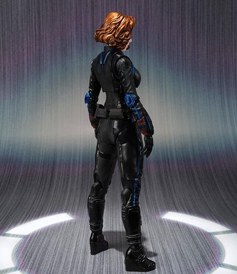s.H.Figuarts Black Widow Age Of Ultron Tamashii Nations