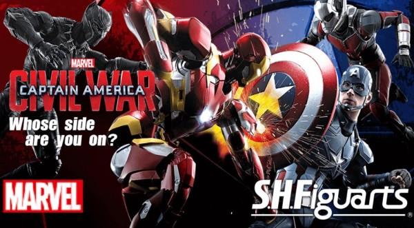 SHFiguarts Black Panther - Civil War
