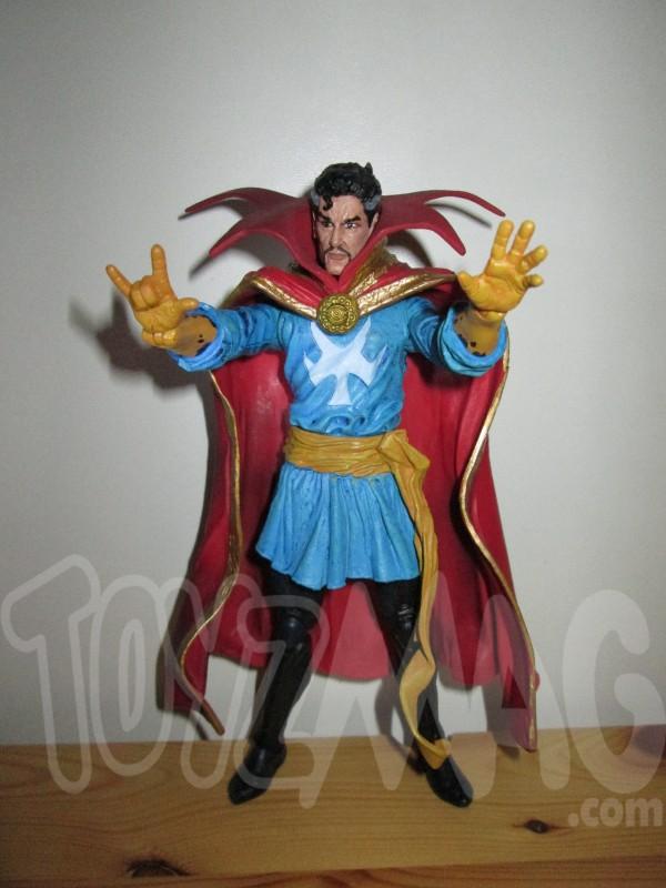 Marvel Select Dr Strange pose