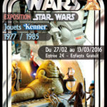 Exposition Jouets Star Wars Kenner 77/85
