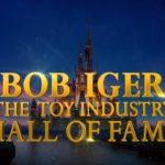 Bob Iger fait son entrée dans le Hall of Fame du jouet