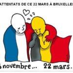 Edito : Amis Belges nous pensons à vous