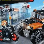 LEGO Marvel : Review Attaque toxique de Crossbones