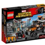 Les nouveautés LEGO 2016 sont dispo