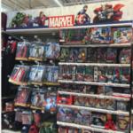 Disney met ses jouets en scène chez Auchan