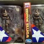 Dispo en France : Lego Marvel Civil War, Marvel Select, et Batman v Superman