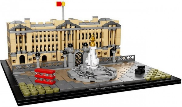 LA - Buckingham palace 01