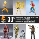 Bon plan : 30% de reduc chez Captainfigurines.fr