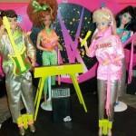 Instant Vintage : Barbie et les Rock Stars (Mattel 1986)