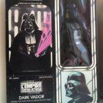 Poupée Dark Vador Meccano/Denys Fisher : Incroyable découverte d'un jouet vintage Star Wars français inédit !!