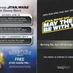 May the 4th, DisneyStore met Boba Fett à l'honneur
