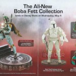 May the 4th, DisneyStore met Boba Fett à l'honneur