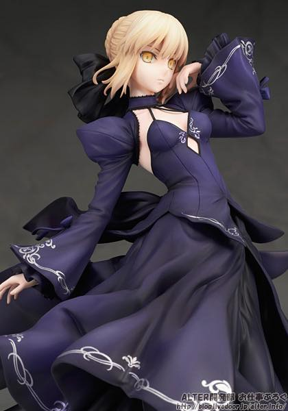 Fate/Hollow Ataraxia - Saber Alter - 1/7 - Dress ver. (Alter)