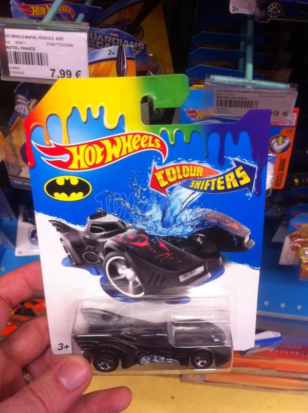 Batmobile Tim Burton