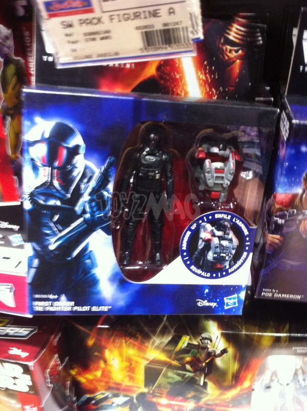figurines rey Star Wars le reveil de la Force TFA