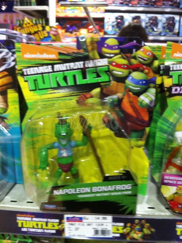 figurines Tortues Ninja
