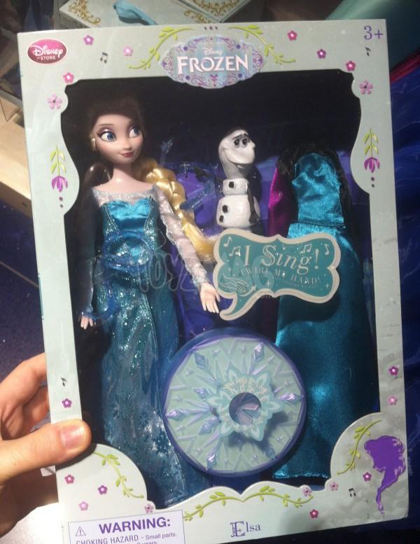 Reine des Neiges - Exclu Disney Store