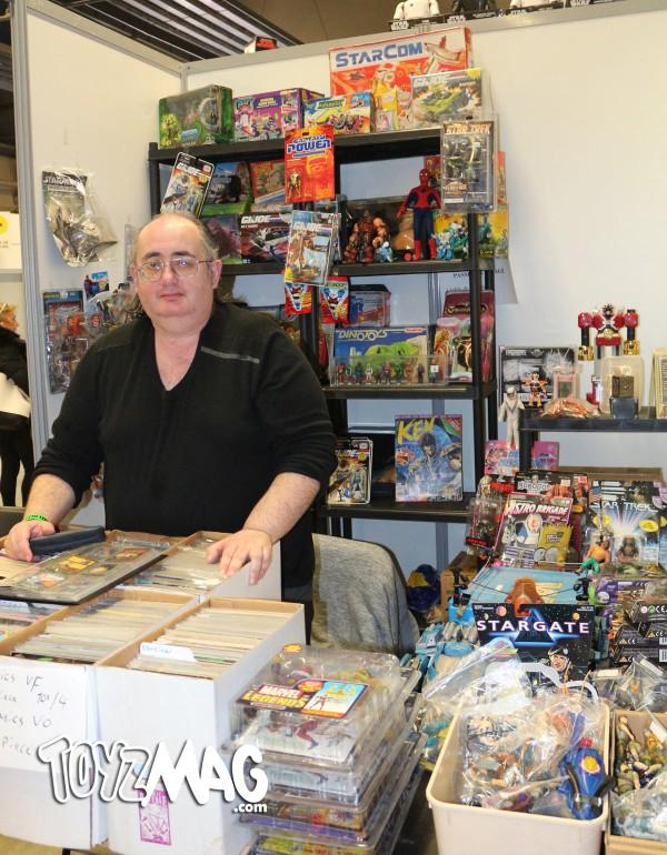 Passion vintage au Paris Comics Expo 2016