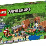 Le village Minecraft – Prochain set exclusif Lego