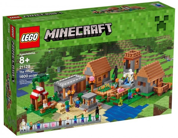 Lego Minecraft02