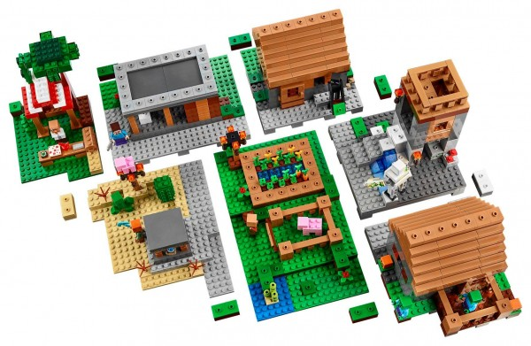 Lego Minecraft04