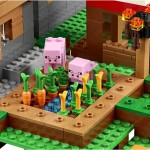 Le village Minecraft - Prochain set exclusif Lego
