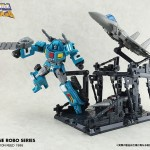 Machine Robo, Action Toys annonce un display stand