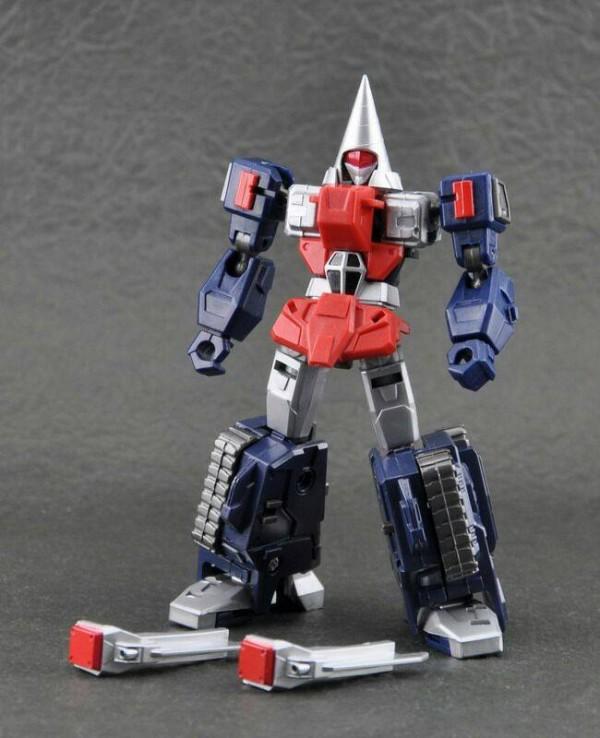 Machine Robo : Revenge of Cronos  ACTION TOYS  Bike Robot (Cy-Kill / Cyclos) Rob Drill (Drill Robo / Screwhead)