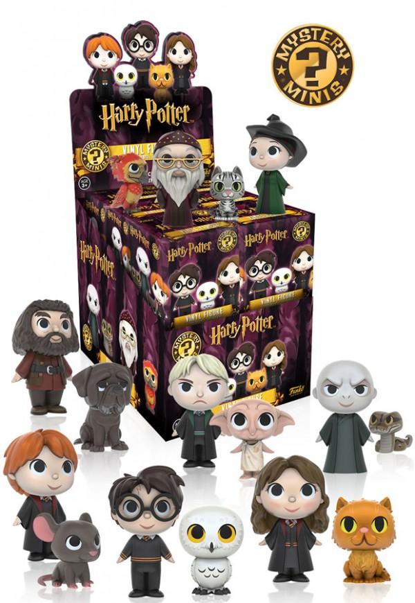 Mystery Minis: Harry Potter