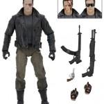 NECA-Terminator : T-800 Police Station version Ultimate