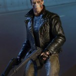 NECA-Terminator : T-800 Police Station version Ultimate