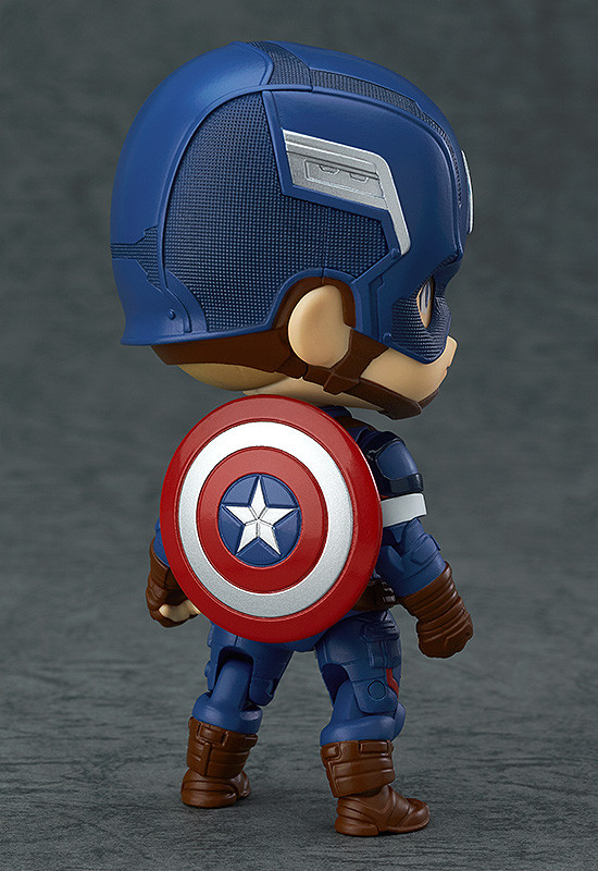 Nendoroid Captain America: Hero's Edition